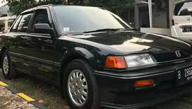 Grand Civic LX 1.6 Matic 1988 Interior Rapih Jok Ori