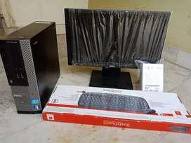 Dell i5 slim PC 4gb ram 500gb hdd 2gb graphic orignal dell only cpu @