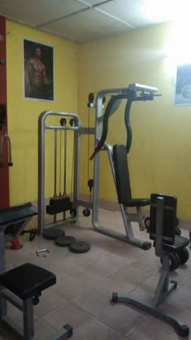 Gym for sale