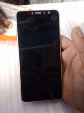 6 months mobile phone in good condition.