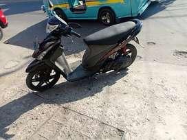 Suzuki spin 2010 plat Kalimantan