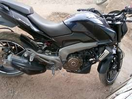 BAJAJ DOMINAR 400cc. 3year old bike. With fuel injector system.