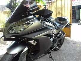 Kawasaki ninja 250 fi (grey)