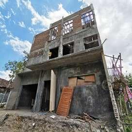 Rumah kost 3 lantai di Bugisan dekat pusat kota dan kampus besar