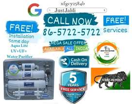xfgcy2584b WATER PURIFIER WATER FILTER TV DTH   FREE INSTALLATION AND