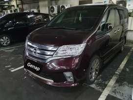 Nissan Serena HWS th 2013 TT Juke,Crv,hrv,mobilio,yaris,alphard