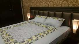 Bed Dressing table and Almari 9/10 condition