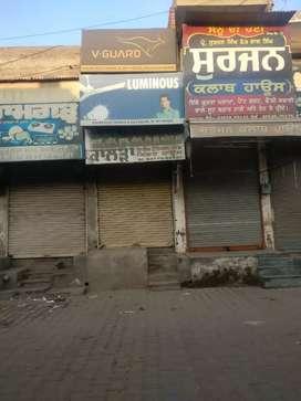 Anarkali bazaar shop
