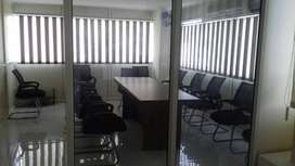 Semi-furnished 300 sqft space on 2nd floor in phase- 8, mohali