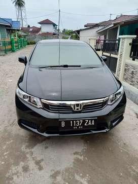 Honda Civic FB tahun 2013 , pemakaian pribadi , kondisi mulus