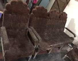 Brown Sofa 2 + 1 Urgent Sale