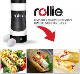 UK imported Rollie Hands-Free Automatic Electric Nonstick Egg Cooker