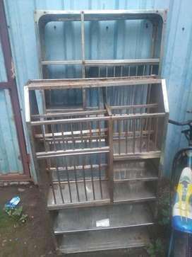 Kitchen rack 2 piece