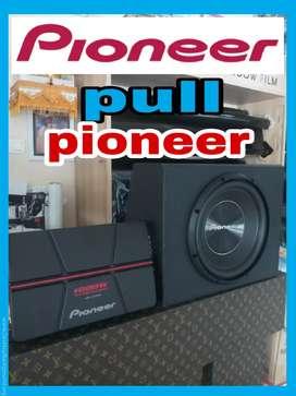 PIONEER paket audio sub+pwr bima audio