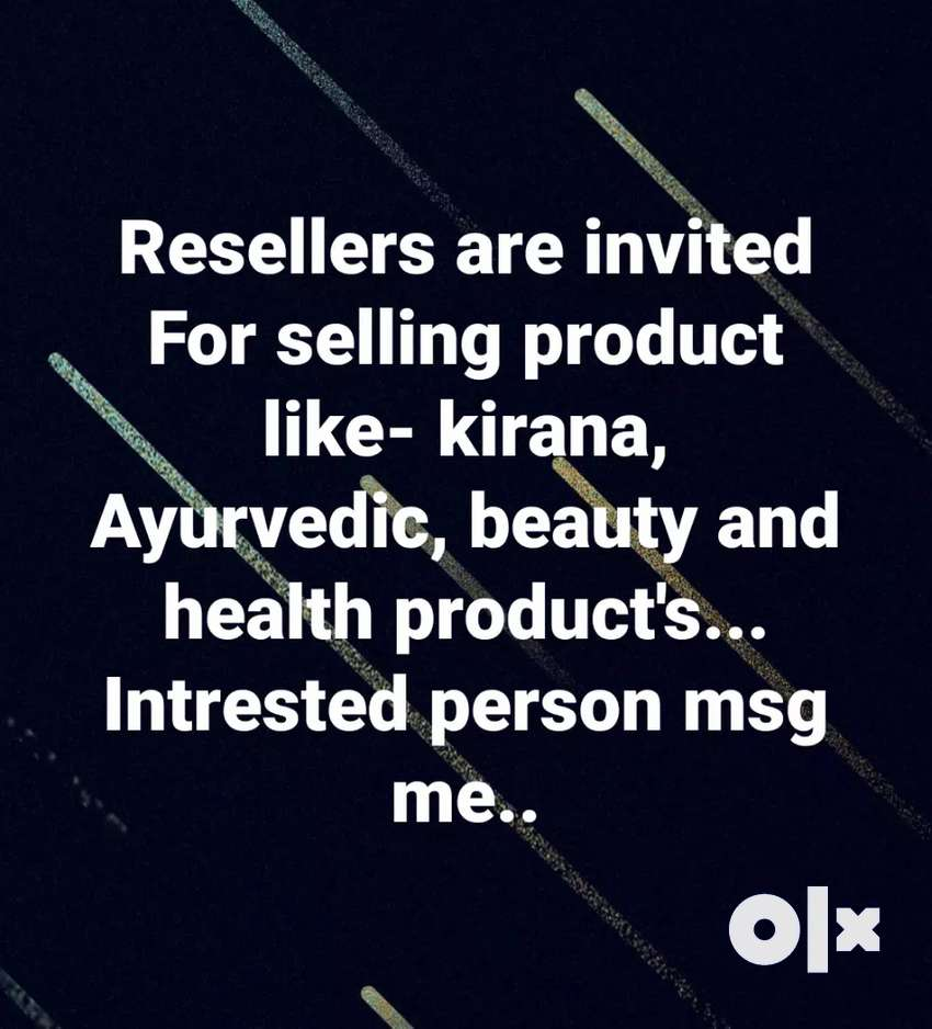 Resellers for selling products 0