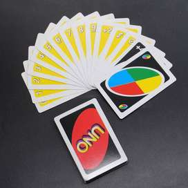 Permainan Kartu Uno Card Game 2 Pack Set