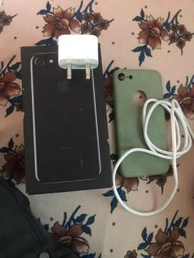 Iphone 7 128 box charger