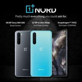 One Plus Nord One Plus 8 Pro 8GB 128GB One Plus 8 12GB 256GB Available