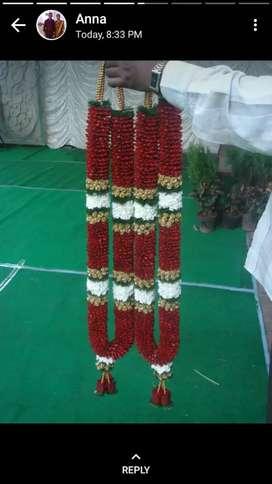 Marriage garland marriage mali