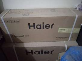 Haier Split AC 1 Ton Non Inverter Model No. HSU-12LEK03E6