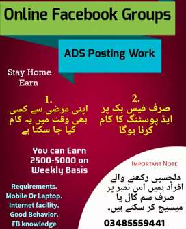 Online Work Opportunity For Students.