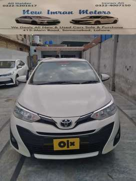 Toyota Yaris 1.3 Auto 2021 Already Bank Leased