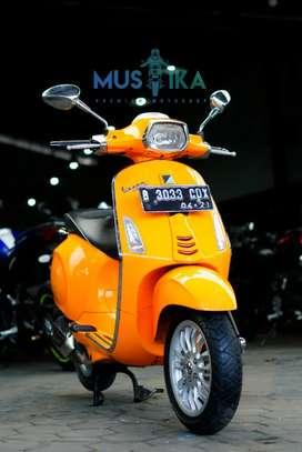 Vespa Sprint 150ie 2016 Warna Favorit Simpanan Berkelas Zaky Muatika