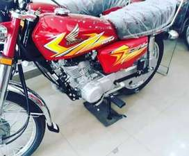 Honda Cg125 new bike available in Lahore
