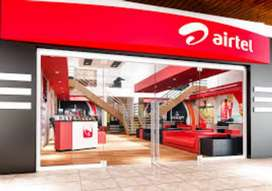 13000(Fix)in AIRTEL 4G[Mr.JAVED]/No charges/Direct joining/