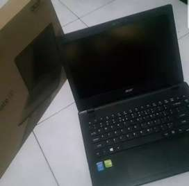 Laptop Acer i7 Nvidia Geforce 2GB