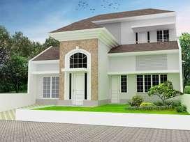 Desain rumah dan ruko