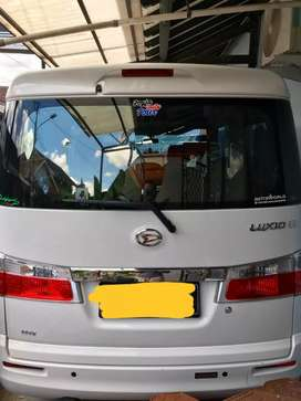 Daihatsu Luxio Tipe X, KM 45,000-an, Dijual Cepat!