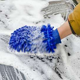 Easy Microfiber Car Washing Cleaning Glove