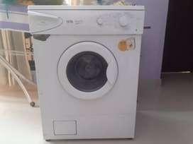IFB 5 kg front load washing machine, 9 yrs old