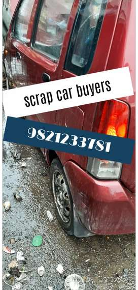 SCRAP CARS BUYERS...