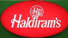 Started Hiring For Store Warehouse Distributor Point Company Haldiram