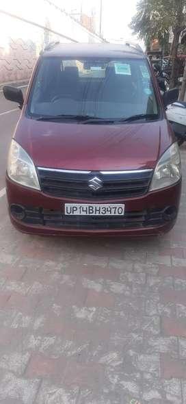 Maruti Suzuki Wagon R 2010-2012 LXI CNG, 2011, CNG & Hybrids