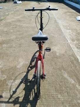 Sepeda lipat newsped, bisa nego