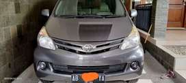 New Avanza 1.3 E MT 2012 Jogja Masih Asuransi