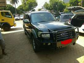 Ford Everest 2008 4x4 manual diesel