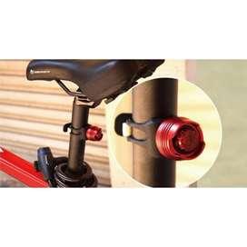 TaffLED Lampu Belakang Sepeda - FH-016