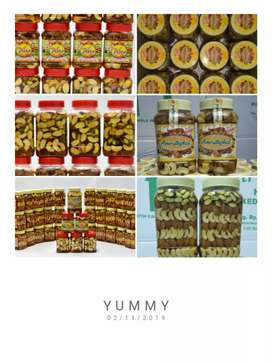 Honey dry fruits