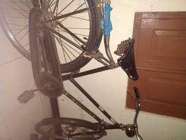 Sepeda jengki lama