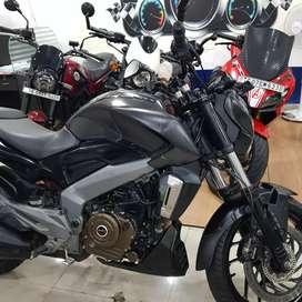 Bajaj Dominar D 400 ABS, 2017, well maintained