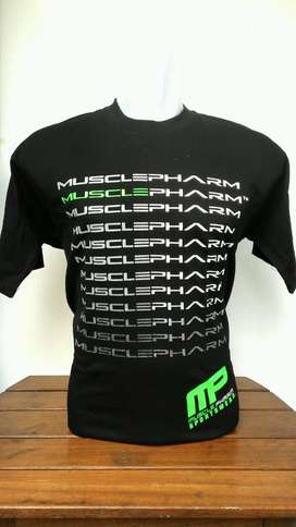 Kaos Fitness Musclepharm Flagship Apparel Gym Premium Adem