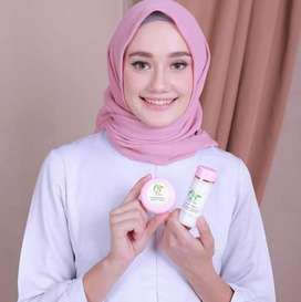 My rose skincare