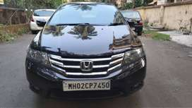 Honda City 1.5 V Automatic, 2012, Petrol