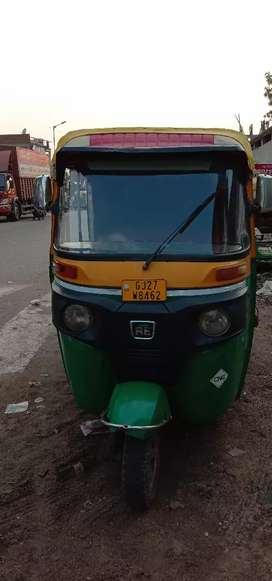 Auto Rickshaw 4 Stroke Tiptop Condition