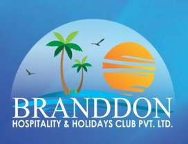 We are hiring for sales executives in BRANDDON HOSPITALITY AND HOLIDAY