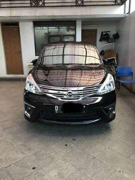 Nissan Grand Livina HWS 2017, RARE